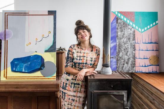 Kunst als 'visuele rebussen' van Sanne Maloe Slecht