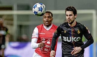Afscheid bij AZ deed Vincent Regeling pijn maar hij is blij bij Telstar: 'Lekker voetballen, daar gaat het om'