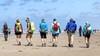Donderdag is de eindbestemming Egmond aan Zee: achthonderd sportievelingen wandelen in totaal 140 kilometer tijdens de Strand6daagse