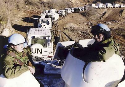 Annelies ging als VN-militair naar Bosnië. Om te helpen, 'maar de kogels vlogen over je harses'. Weer thuis gaat het fout: 'Gescheiden, agressief, aan de drank, ik was totaal de weg kwijt'