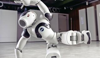 Interactieve expositie: Dansen met robot, vliegen over steden