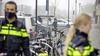 Dader explosie teststraat Bovenkarspel nog niet gepakt: 'Het is kennelijk niet zo eenvoudig'