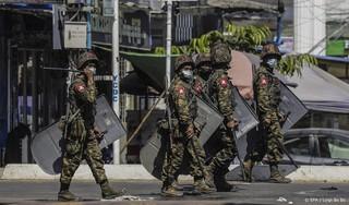 Leger Myanmar veroordeelt 19 demonstranten ter dood