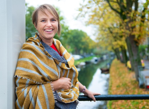 Edamse Jeannine Kooistra genomineerd voor de Gouden Reiger met film over Waterlandswelzijn