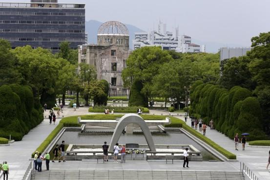 Vredesweek: Alkmaar krijgt vredesvlam uit Hiroshima