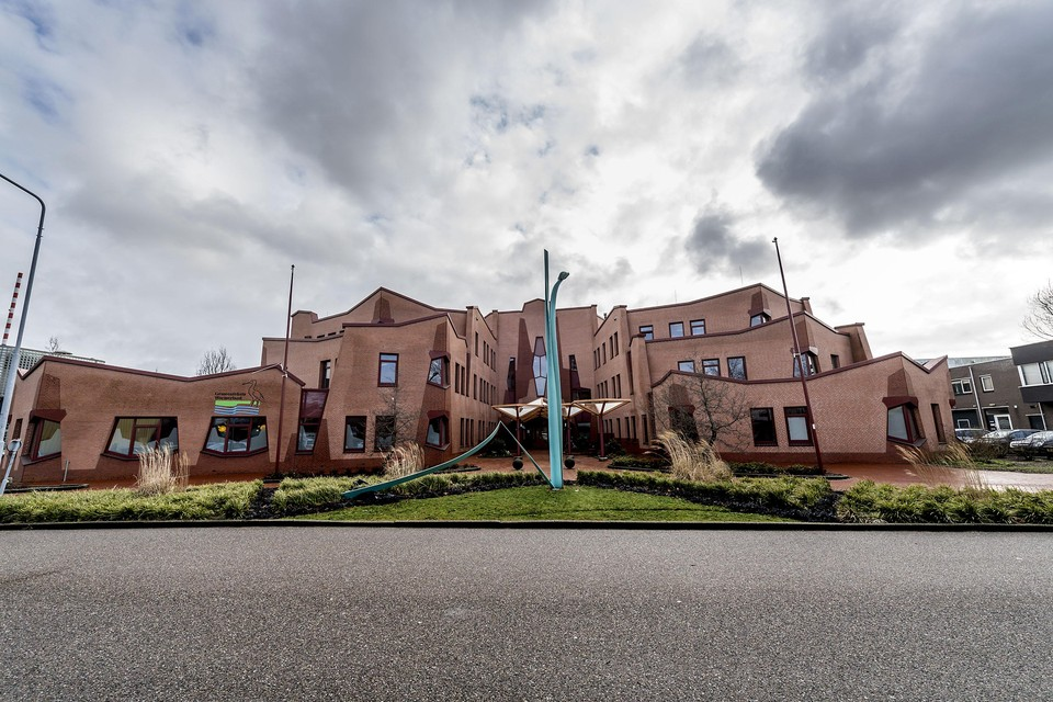 Het gemeentehuis van Wormerland.