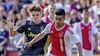 Naci Ünüvar (17) staat op punt bij te tekenen bij Ajax; ook talent Devyne Rensch gaat contract verlengen
