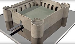 Heemskerk heeft goud in de grond: kasteel Oud-Haerlem blijkt nog groter dan gedacht [video]