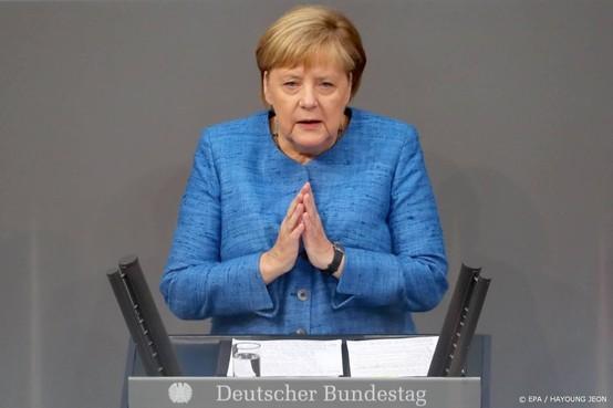 Merkel: nog steeds kans op ordelijke brexit