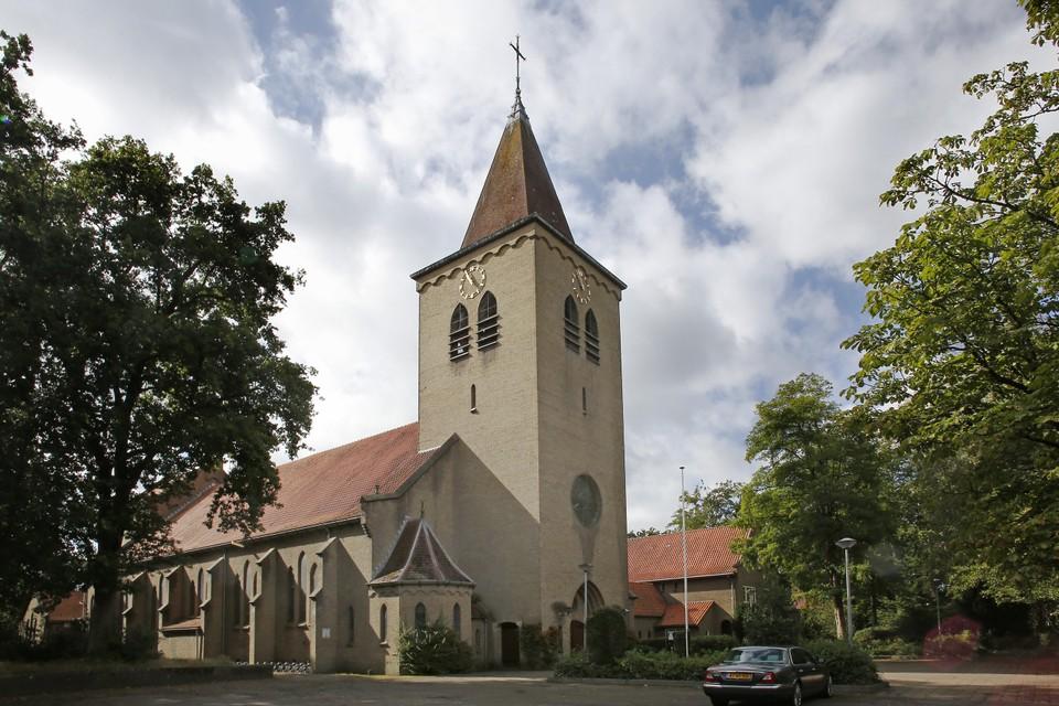 De H. Familiekerk.