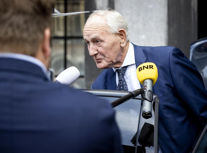 Informateur Johan Remkes.