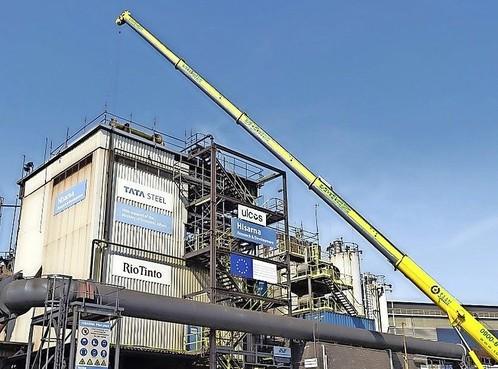 Tata Steel legt per direct duurzame proeffabriek Hisarna stil om kosten te besparen