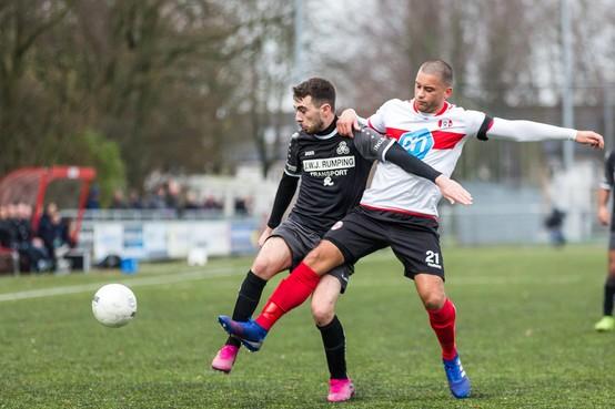 Schitterende treffer van Mehmet Gencer bezorgt DEM en nieuwe trainer Kalaitzis drie belangrijke punten
