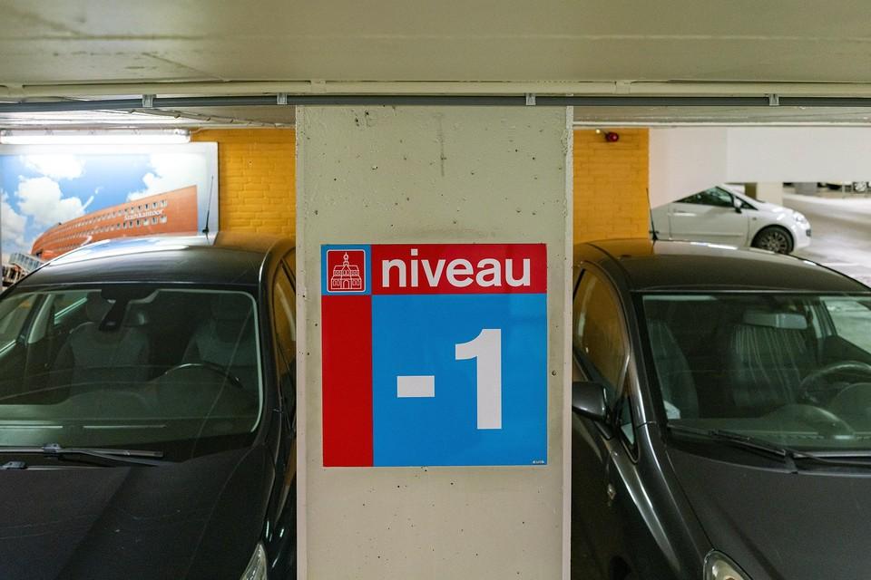 Q-Park moet ondermeer de Alkmaarse parkeergarages gaan runnen.