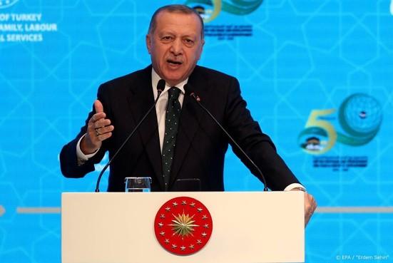 Erdogan: miljoen vluchtelingen naar Syrië