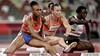 Atlete Visser naar finale 100 meter horden op Spelen Tokio