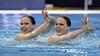 Synchroonzwemsters De Brouwer vijfde in finale EK
