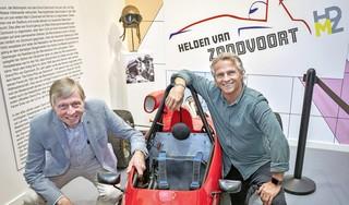 Jantje Lammers begon als autowasser en Gijs van Lennep kroop stiekem onder het hek van het circuit door. Museum HDMZ eert racehelden van Zandvoort