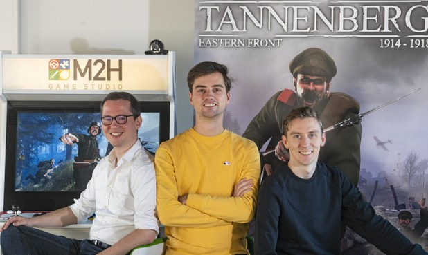 Alkmaarse gamemakers hebben met de opvolger van 'Verdun' weer een hit te pakken