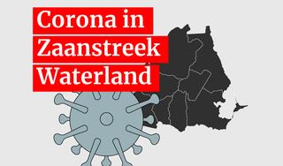 Opleving aantal besmettingen met corona vooral in Zaanstad