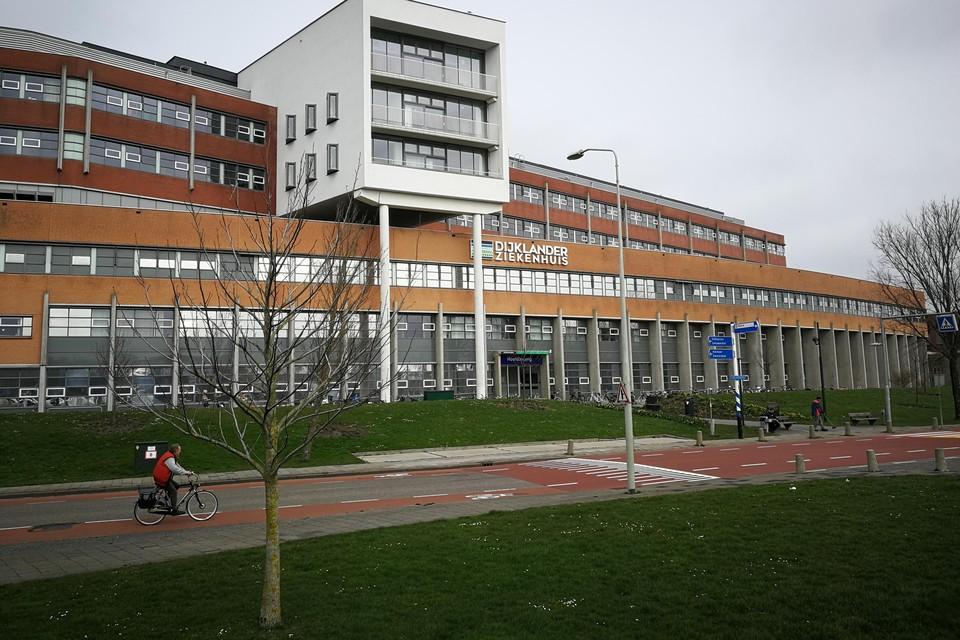 Het Dijlander Ziekenhuis in Hoorn.