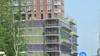 Nieuwe woontoren Zaligheid in Heemskerk wordt uitgepakt