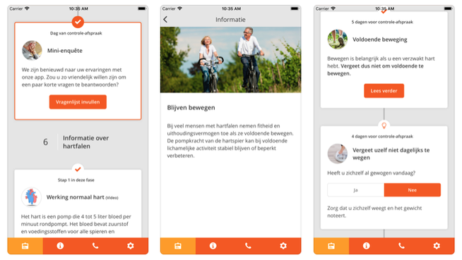 Noordwest Ziekenhuis in Alkmaar lanceert app met symptomencheck voor coronavirus: geen test, meer gezondheidsmonitor