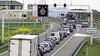 A7 bij Den Oever weer open na storing brug Stevinsluizen