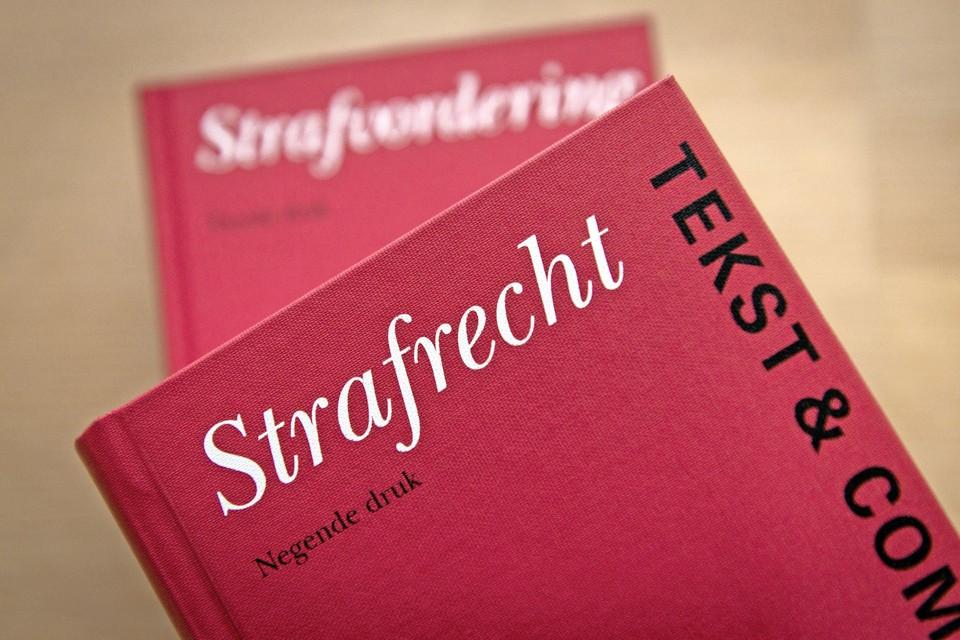 Wetboek van Strafrecht.