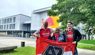 AZ-fans hebben de kriebels van een 'away day' weer te pakken in Leipzig: 'Laatste keer was Ajax-uit'