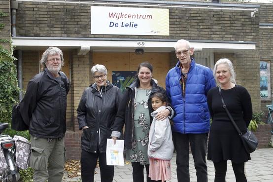 Hilversums buurthuis De Lelie blijft knokken voor een eigen buurthuis: Samenwerken graag, samenwonen nee