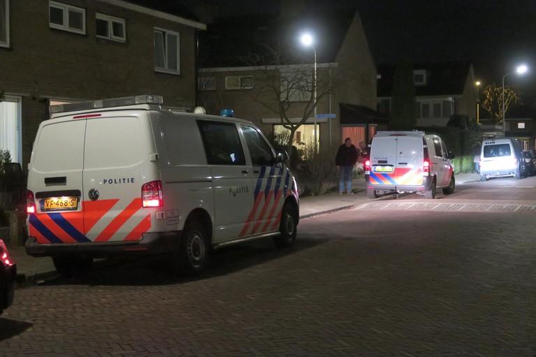 Veel politie op de been vanwege vechtpartij op Debora Bakelaan in Heemskerk