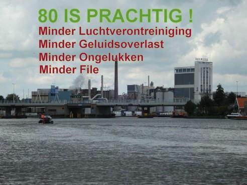 Raad Oostzaan nu toch voor 80 op A8