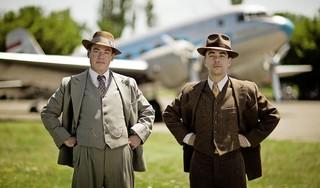 Jongensdroom van tegenpolen komt uit in nieuwe tv-serie 'Vliegende Hollanders' [video]