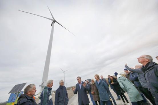 Vattenfall-projectdirecteur: 'Volgend jaar oogstjaar voor Windpark Wieringermeer'