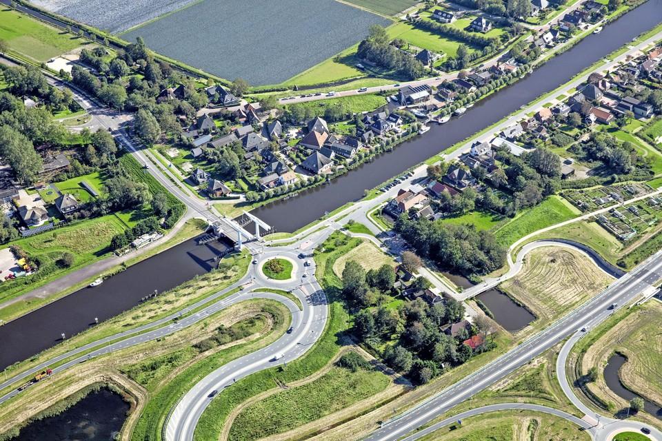 De Schoorldammerbrug was in november ook gesloten in verband met werkzaamheden.