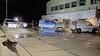 Bommelding bij taxi in Oudeschild blijkt vals. Onderzoek naar identiteit anonieme nachtelijke beller