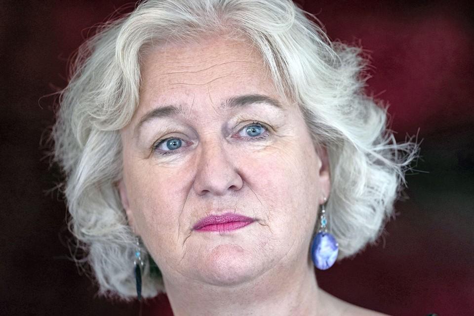 Burgemeester Marianne Schuurmans van Haarlemmermeer.