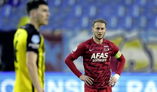 AZ-aanvoerder Teun Koopmeiners niet in Oranje-selectie; het EK met Jong Oranje krijgt voorrang