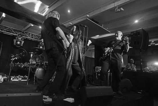 Sick Sabbath over Black Sabbath: 'Geen knetterhard spelende engerds'