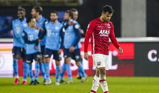 Zijn ze er toch weer ingetuind: na winst in toppers gaat AZ onderuit tegen FC Utrecht