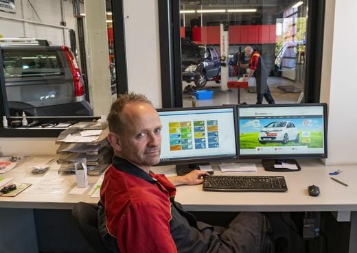Gehackte eigenaar garagebedrijf: 'Ik moest vele duizenden euro's aan bitcoins betalen'