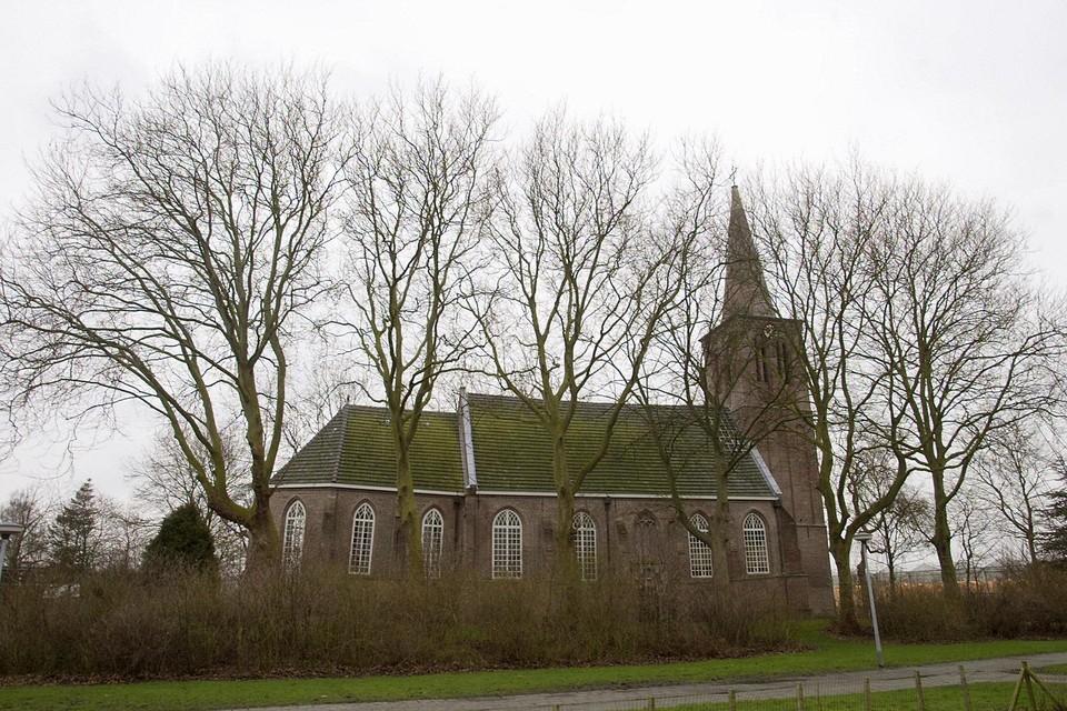 De oude dorpskerk van zwaag: het dorpenoverleg zoekt nieuwe mensen om voor de belangen van Blokker en zwaag op te komen,