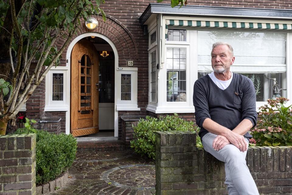 Peter Stam: ,,Ik hoop van ganser harte dat ik het vertrouwen van de Velsenaren niet heb beschaamd.''