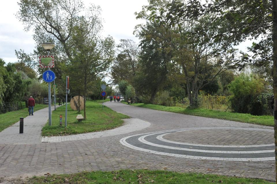 Een nieuwe westelijke weg die dit gebied langs Duinenboschweg aantast, zien omwonenden van de Zanderij niet zitten.