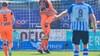 Nee, Giannis wil niet lang stil staan bij het puntverlies van Volendam bij Eindhoven. 'It was no good'