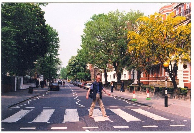 Watch: It's 50 years since The Beatles' iconic Abbey Road photo ... | 440x639