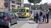 Jonge jongen raakt gewond bij botsing met auto in IJmuiden