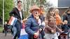 Speurtochten voor kinderen en online borrelen op Koningsdag in Santpoort-Noord en Driehuis