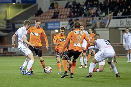 Ongeslagen reeks blijft intact, maar verder beleeft Volendam weinig plezier aan derby tegen Telstar